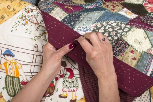 Spring Forward with Quilting Events, New Classes and Lots of Fresh New Fabrics!